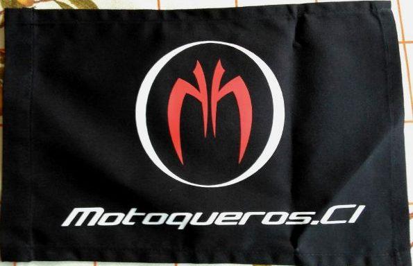 Banderín para  Moto