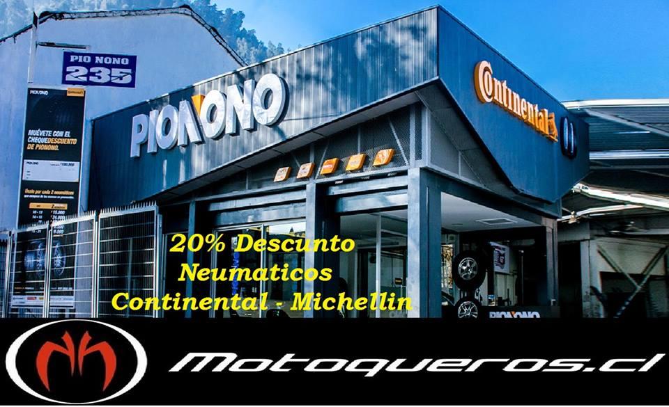 Comercial Pionono - Neumaticos Continental y Michellin