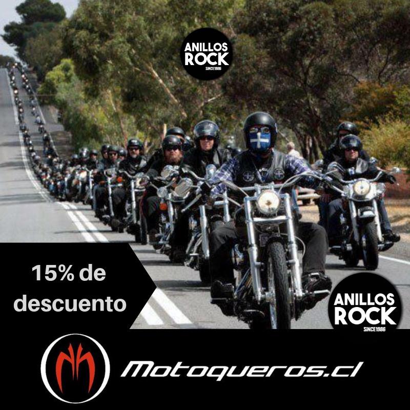 Anillos Rock