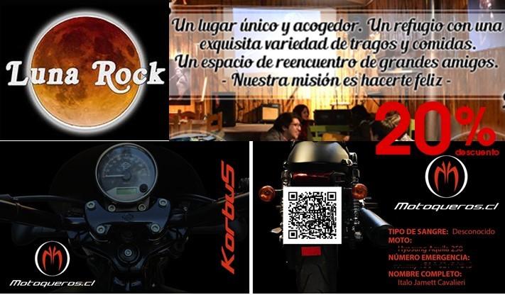 Espacio Luna Rock - Bio-Bio