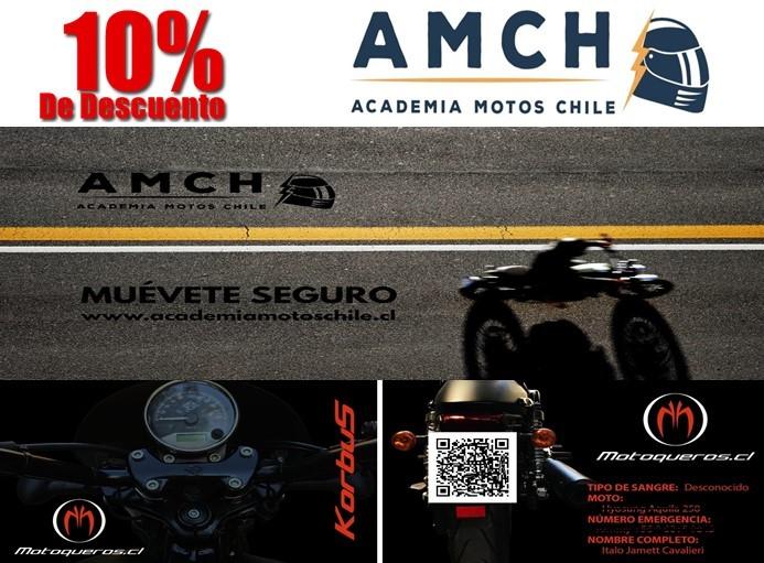 Academia Moto Chile - AMCH