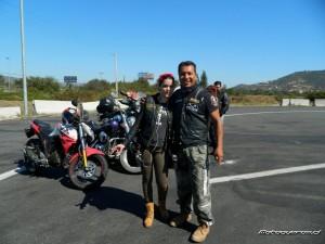 Ruta a Quintay - Amigos